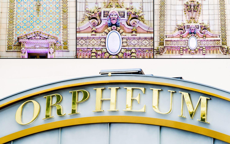 New Orleans Luxury Apartments-orpheum theatre