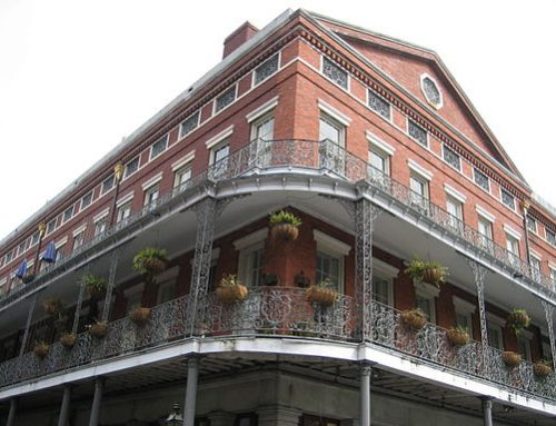 Architecture Spotlight: The Pontalba Buildings of New Orleans