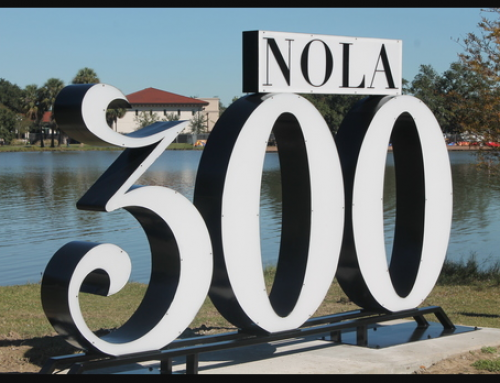 Celebrating The Tricentennial of New Orleans