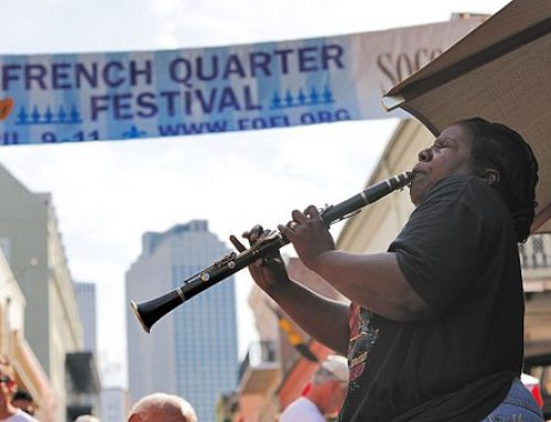 Guide to NOLA's April Festivals